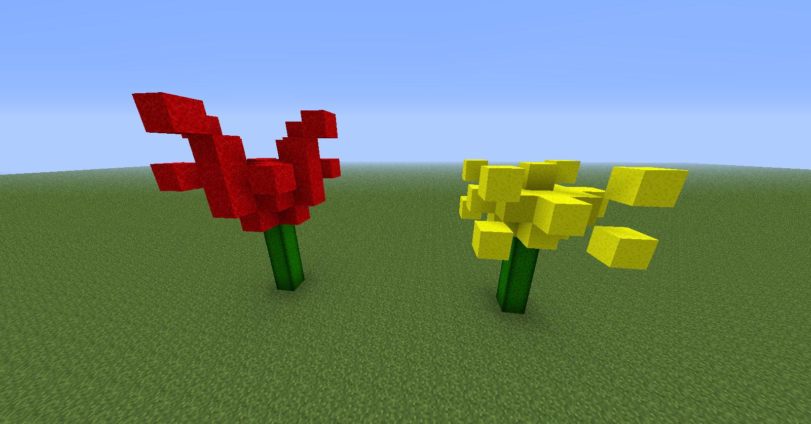 Giant Flowers Biomes O Plenty Wiki