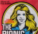 The Bionic Woman Trading Cards