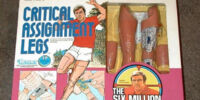 Six Million Dollar Man (Critical Assignment Legs)