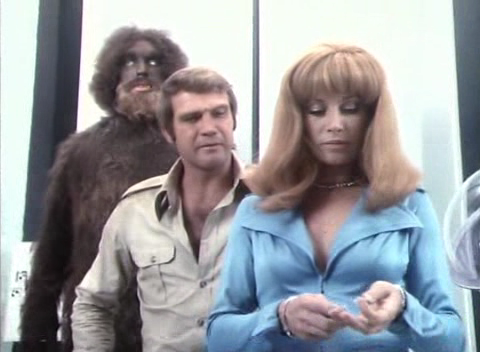 Ted Cassidy Bigfoot