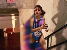 Bionic Showdown - Kate running