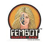 Fembot doll logo