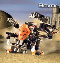 Boxor
