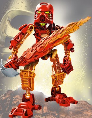 Tahu: Master of Fire | I bet a BZP review is coming in the n… | Flickr