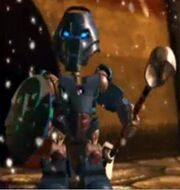 Macku in the movie BIONICLE Mask of Light