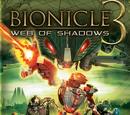 BIONICLE 3: Red de Sombras