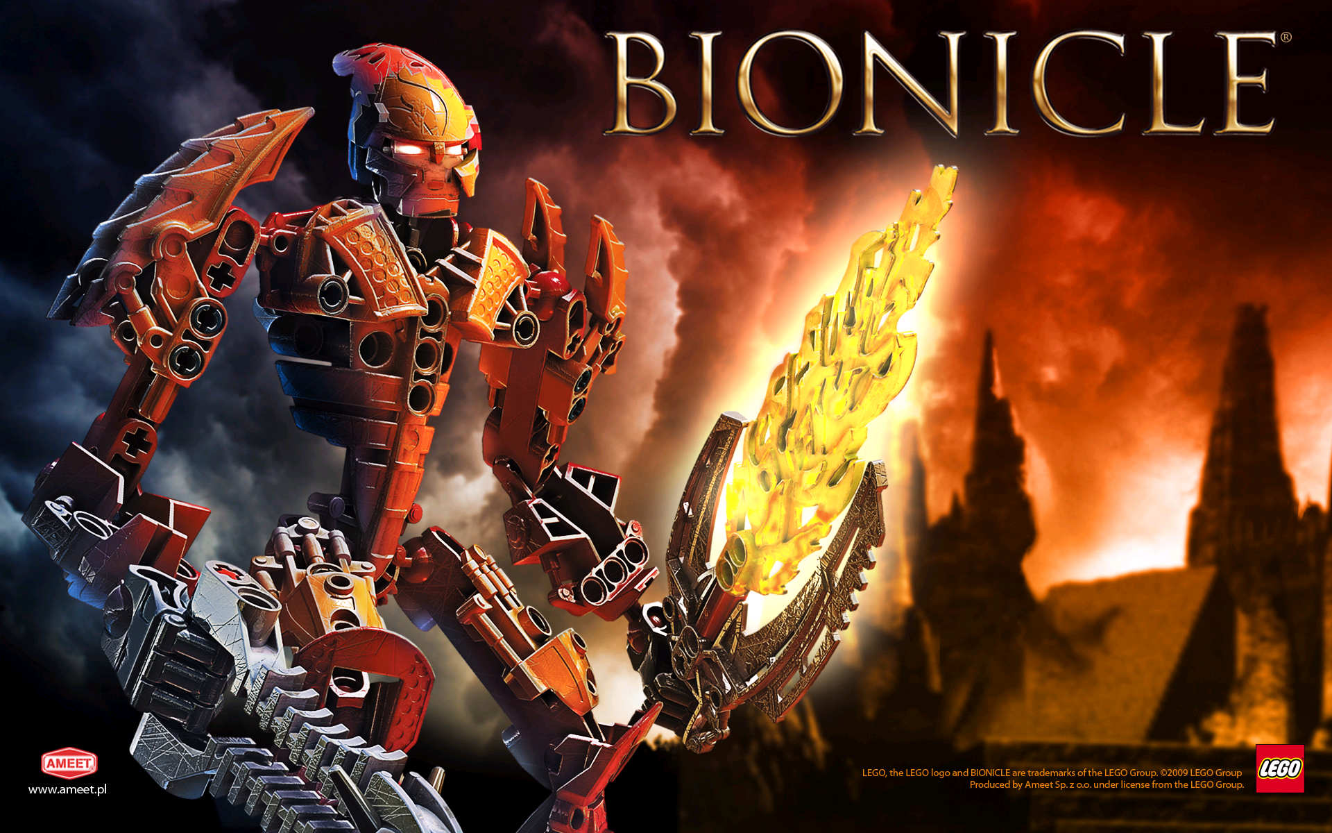 Bionicle™ - BZPower News, Reference and Discussion