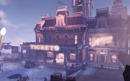 BioShock Infinite - Soldier's Field - Patriot's Pavilion - Ticket Shop-outside f0794