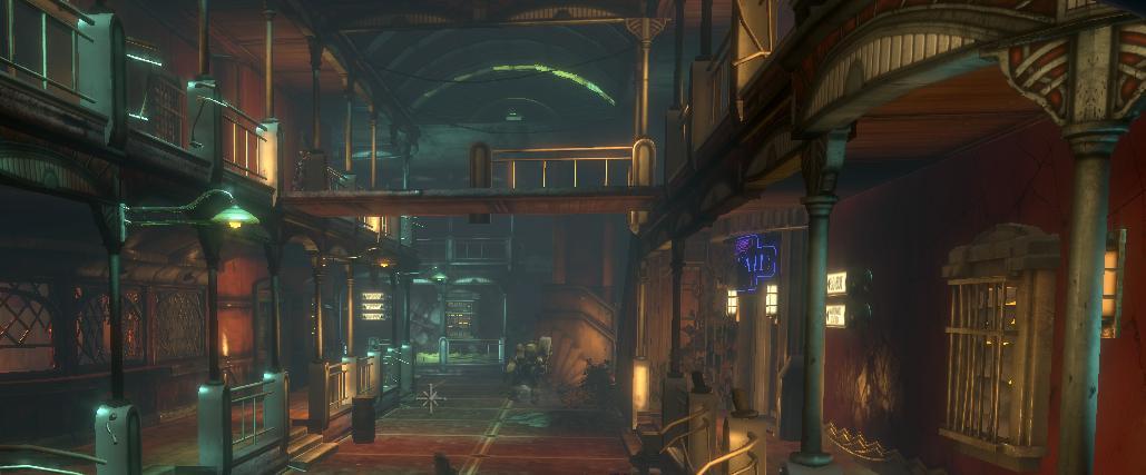 Image - MP Siren Alley 21.jpg | BioShock Wiki | Fandom powered by ...