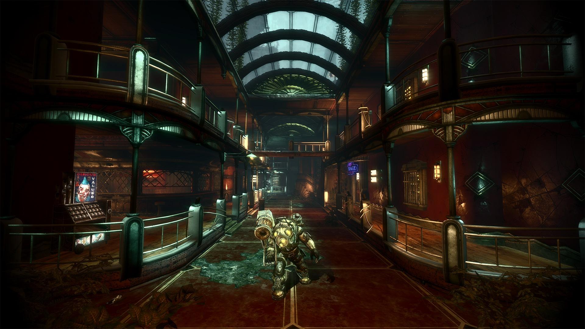 Image - Siren Alley-Little Eden01.jpg | BioShock Wiki | Fandom ...