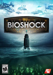 BIOSHOCK THE COLLECTION BOX ART