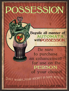 Possession Advertisement 3