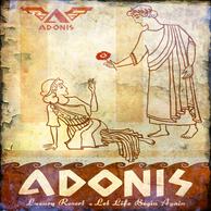 Adonis Let Life Begin Again Poster