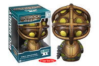 Big Daddy Dorbz Figure