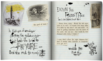 Lutwidge journal 2-3
