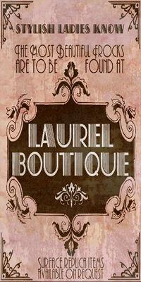 Boutique Laurel