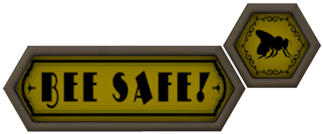 File:Bee Safe sign.png