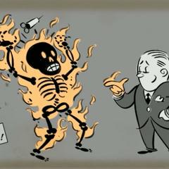 Escena del vídeo de introducción.