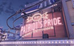 BioShock Infinite - Soldier's Field - Patriot's Pride advertising f0790