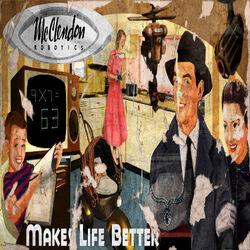 McClendon Mural