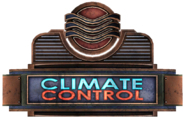 Climate Control Sign