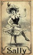 Voxophone Sally