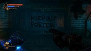 Keepoutporter