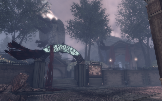 File:BioShock Infinite - Downtown Emporia - Memorial Gardens - Entrance f0819.png