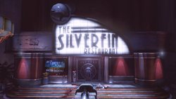 BaS2 SilverFin Entrance