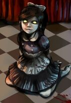 Bioshock 2 Little sister by togaco
