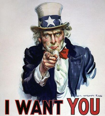 File:I Want You recruitment poster.jpeg