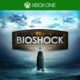Portada de la versión de Xbox One.