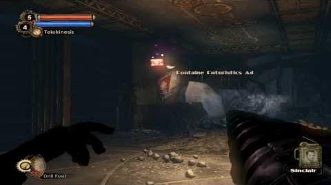 Bioshock 2 Fired fired FIRED!