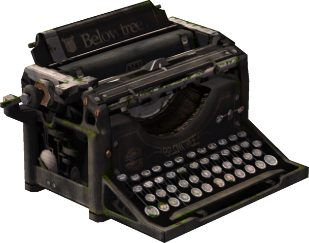 File:Below Tree Typewriter Model Render.png
