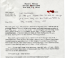 Mark Meltzer Writings: Days 165-172