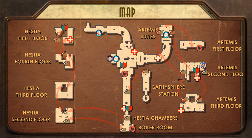 Apollo Square Map