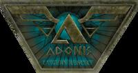Adonis Luxury Resort Sign.png