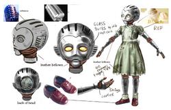 Robotic littlesister