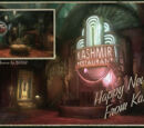 Kashmir Restaurant (BioShock 2 Multiplayer)