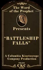 Kinetoscope Battleship Falls