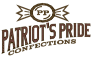 Patriot's Pride Confections bulb sign