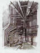 BioShock Engineering Sketch