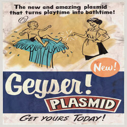 Plasmids Geyser