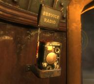 Service Radio