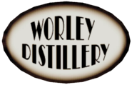 Worley Distillery logo