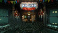 BioShock challenge room