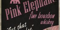 Pink Elephant Whiskey