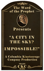 Kinetoscope A City in the Sky Impossible
