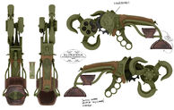 Skyhook concept art 2 by Robb Waters