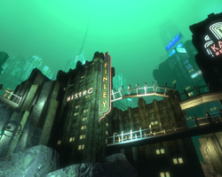 Bioshock-Welcome to Rapture - Finley's Eat-In Take-Out f0380